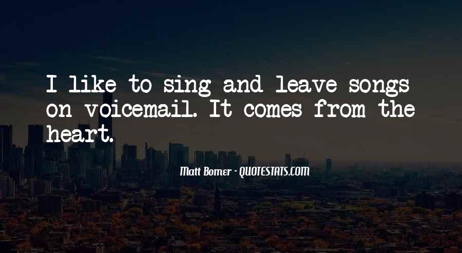 Matt Bomer Quotes #1020036