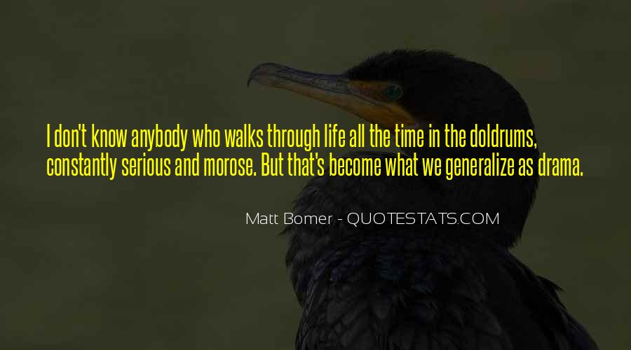 Matt Bomer Quotes #108411