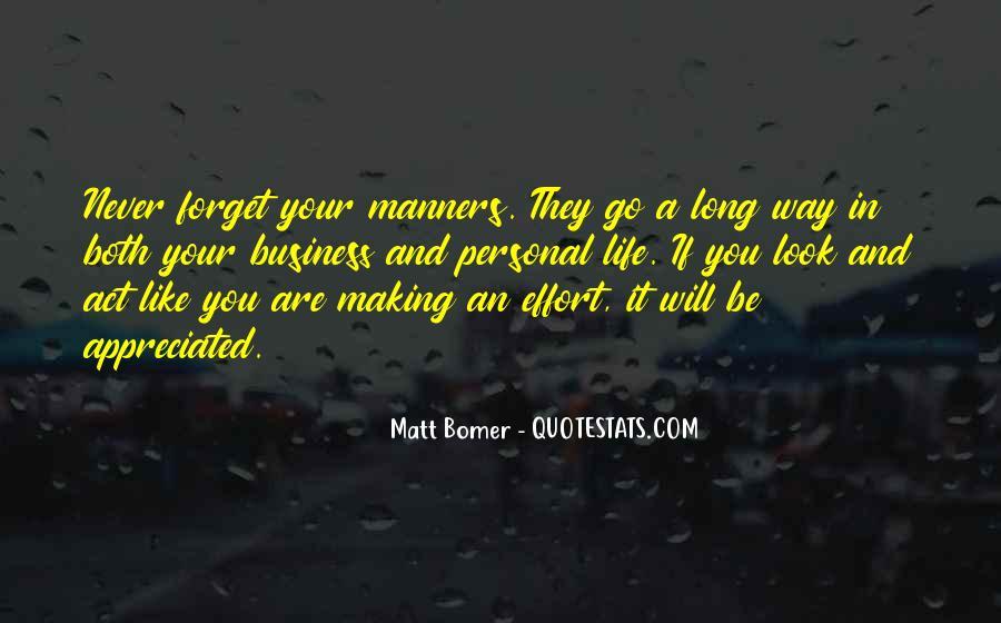 Matt Bomer Quotes #1116915