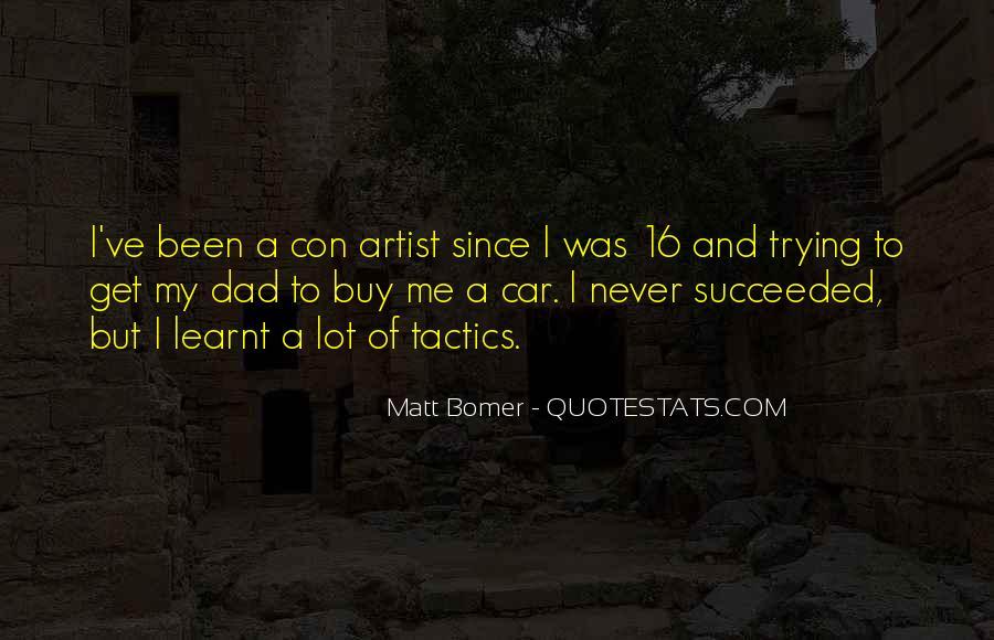 Matt Bomer Quotes #1300925