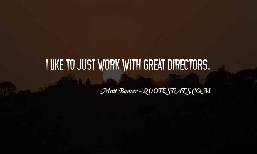 Matt Bomer Quotes #1350486