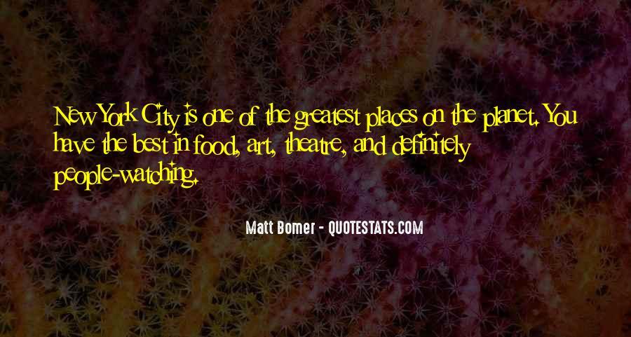 Matt Bomer Quotes #140909