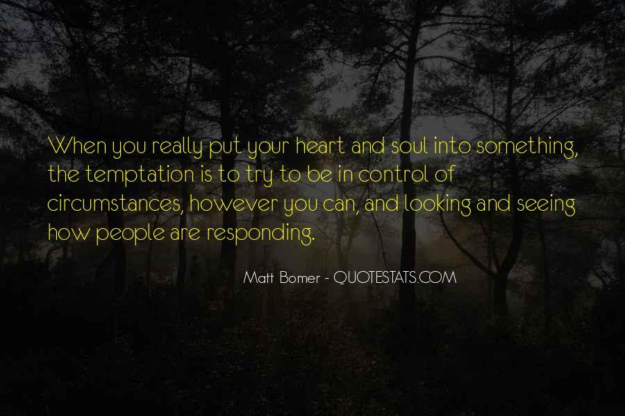 Matt Bomer Quotes #1421787