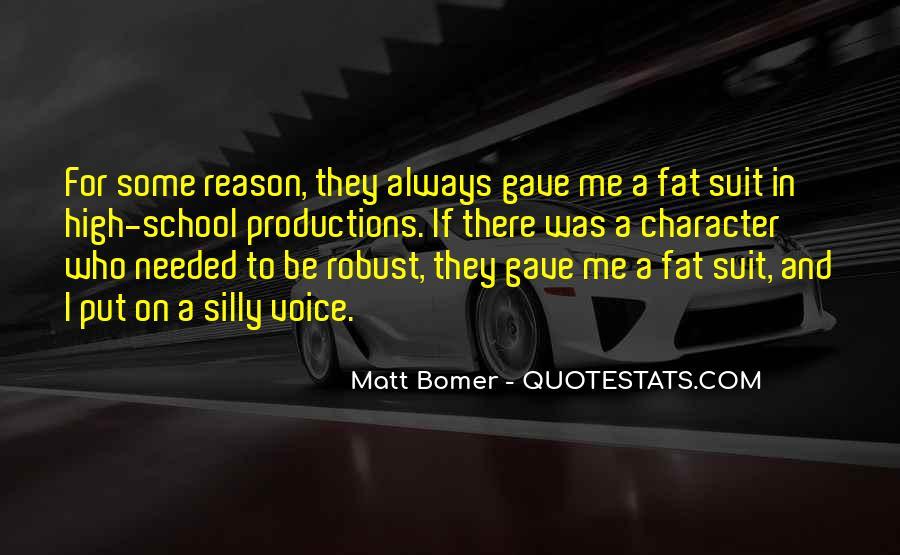 Matt Bomer Quotes #1532251