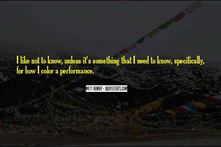 Matt Bomer Quotes #1707217