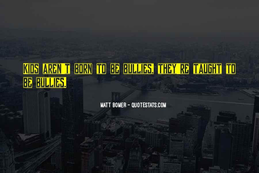 Matt Bomer Quotes #172045