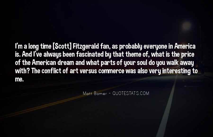 Matt Bomer Quotes #1808718