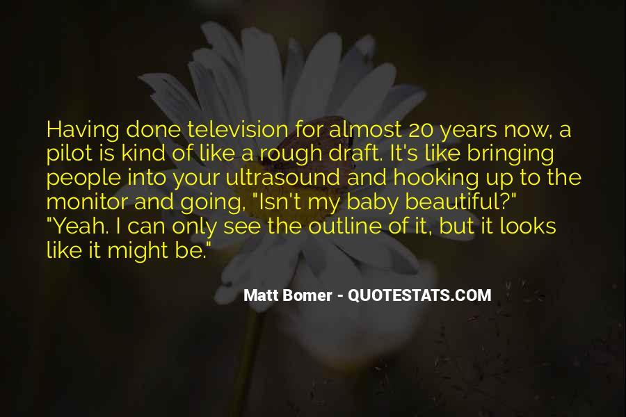 Matt Bomer Quotes #323499