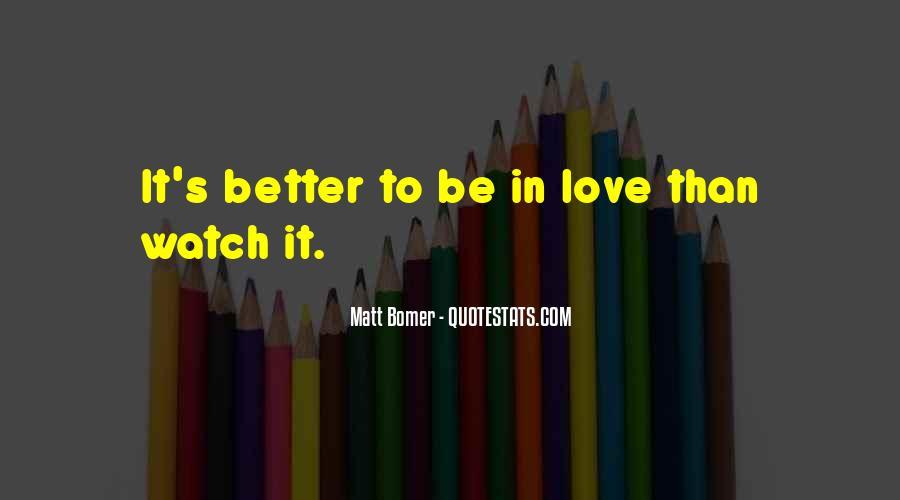 Matt Bomer Quotes #400729