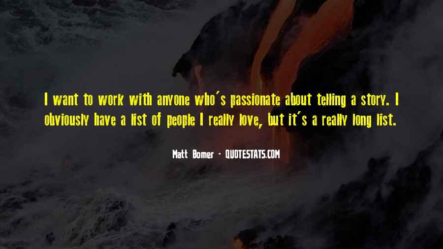 Matt Bomer Quotes #491229