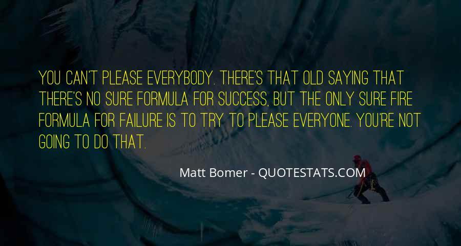 Matt Bomer Quotes #622439