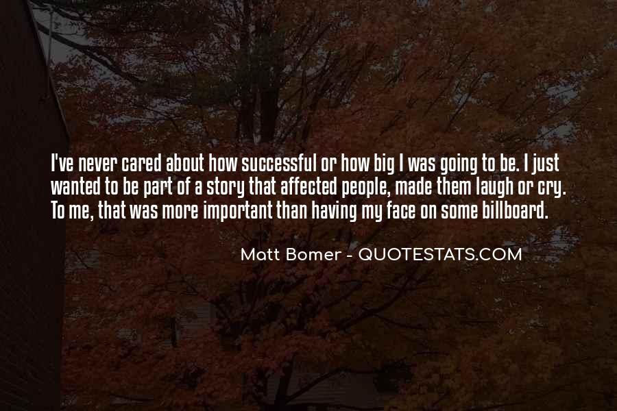 Matt Bomer Quotes #680900