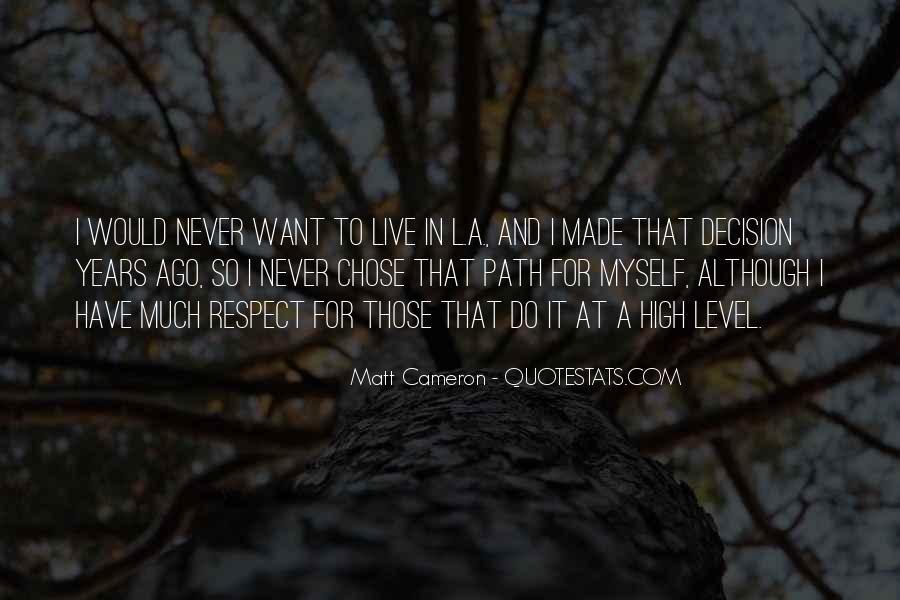 Matt Cameron Quotes #1104577