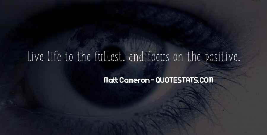 Matt Cameron Quotes #1281461