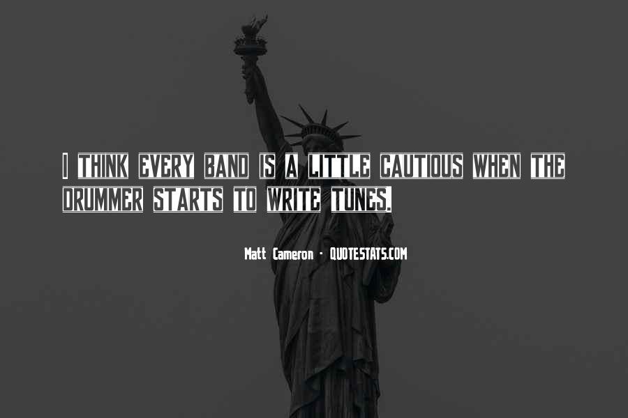 Matt Cameron Quotes #1656685