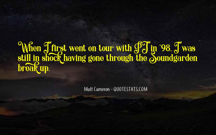 Matt Cameron Quotes #1661902
