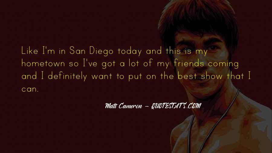 Matt Cameron Quotes #455652