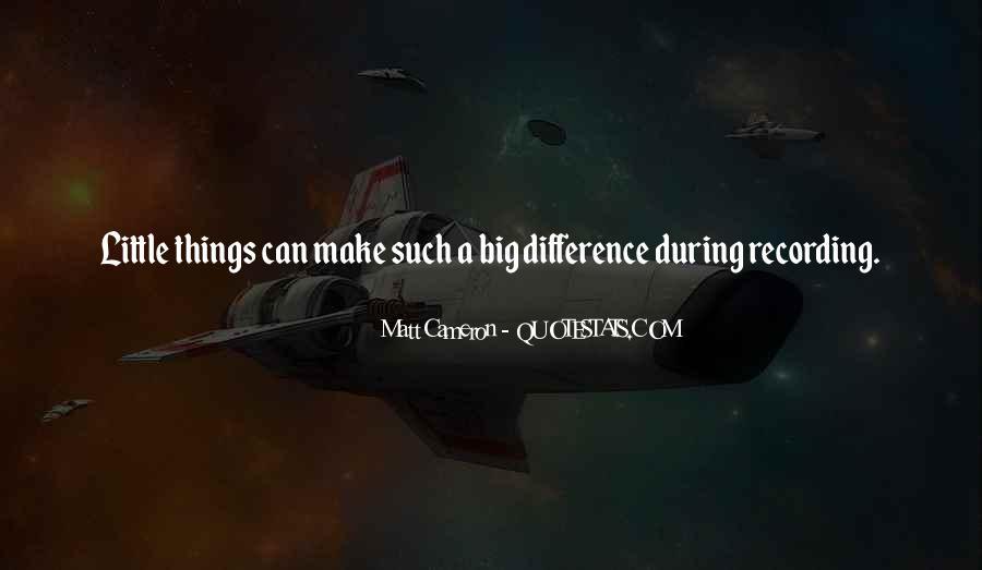 Matt Cameron Quotes #644027