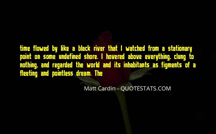 Matt Cardin Quotes #1366653