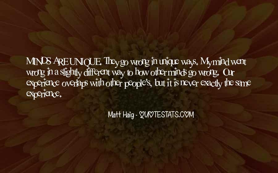 Matt Haig Quotes #1319320