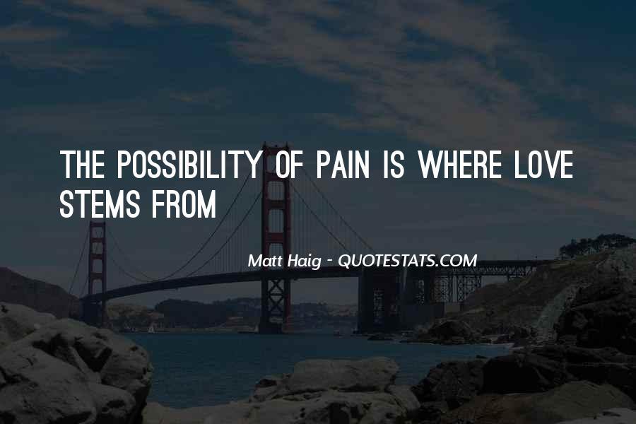 Matt Haig Quotes #1392294