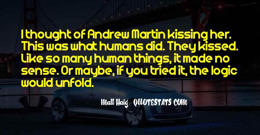 Matt Haig Quotes #1550043