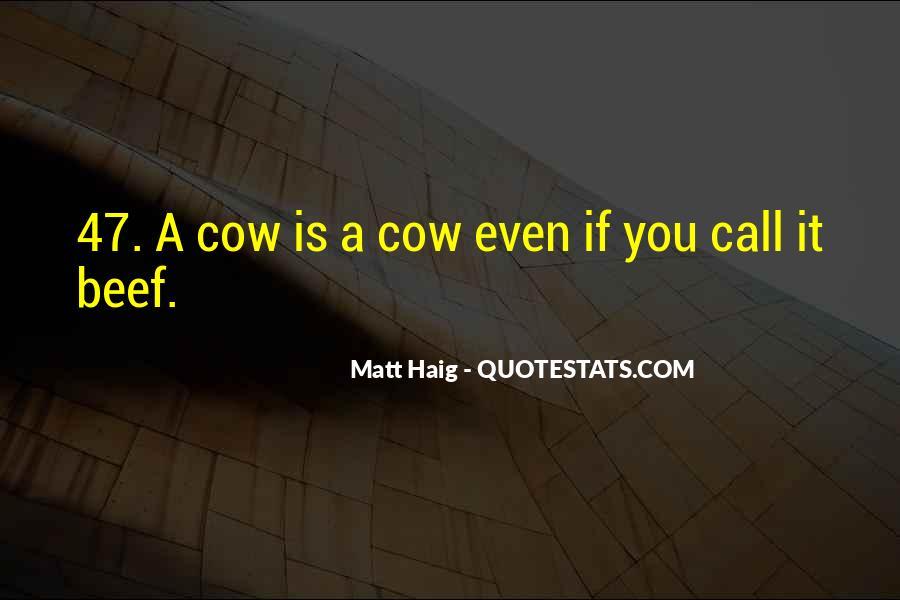 Matt Haig Quotes #1561251