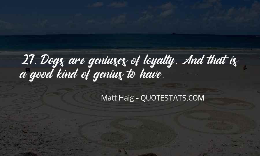 Matt Haig Quotes #1718460