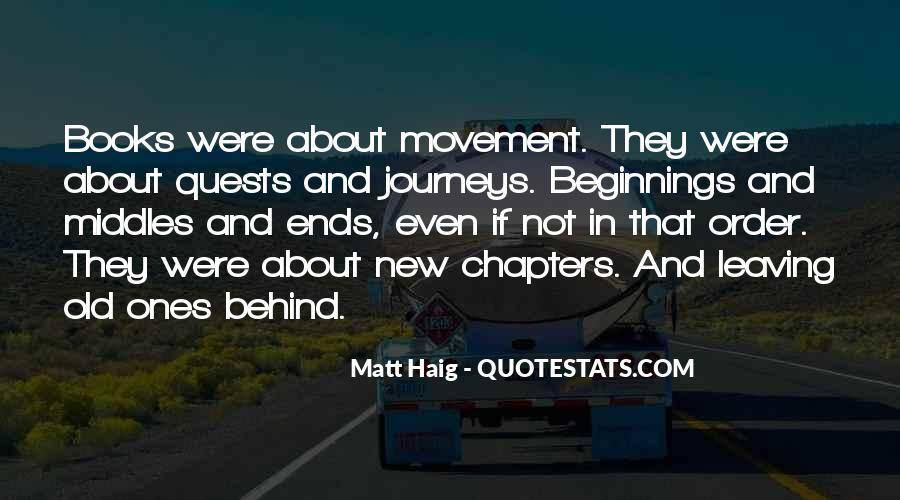 Matt Haig Quotes #1741210