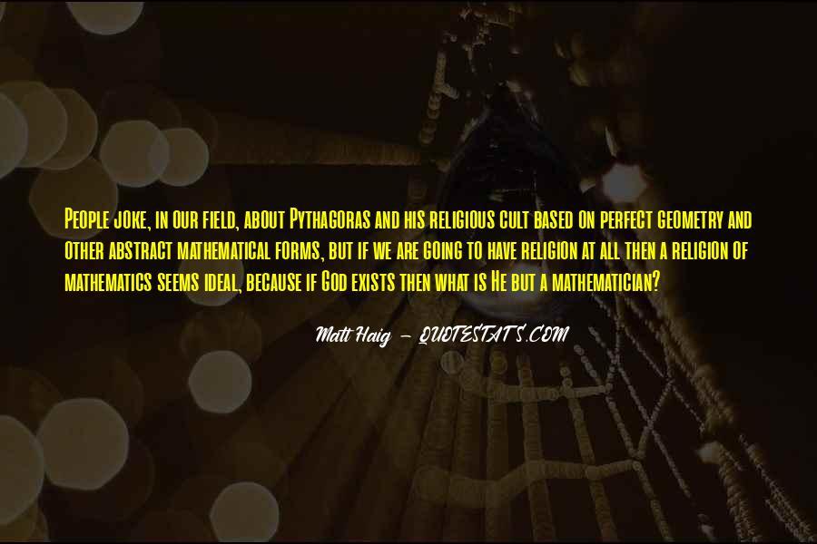 Matt Haig Quotes #17991