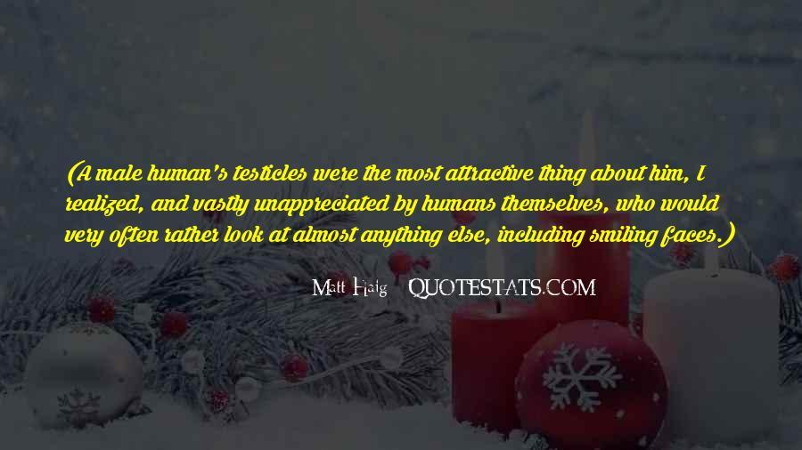 Matt Haig Quotes #1802907