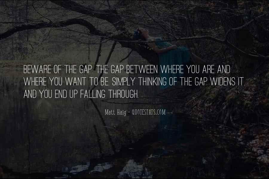 Matt Haig Quotes #1824580