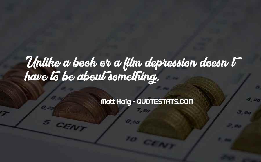 Matt Haig Quotes #244582