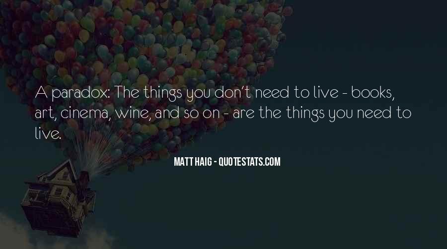 Matt Haig Quotes #295142