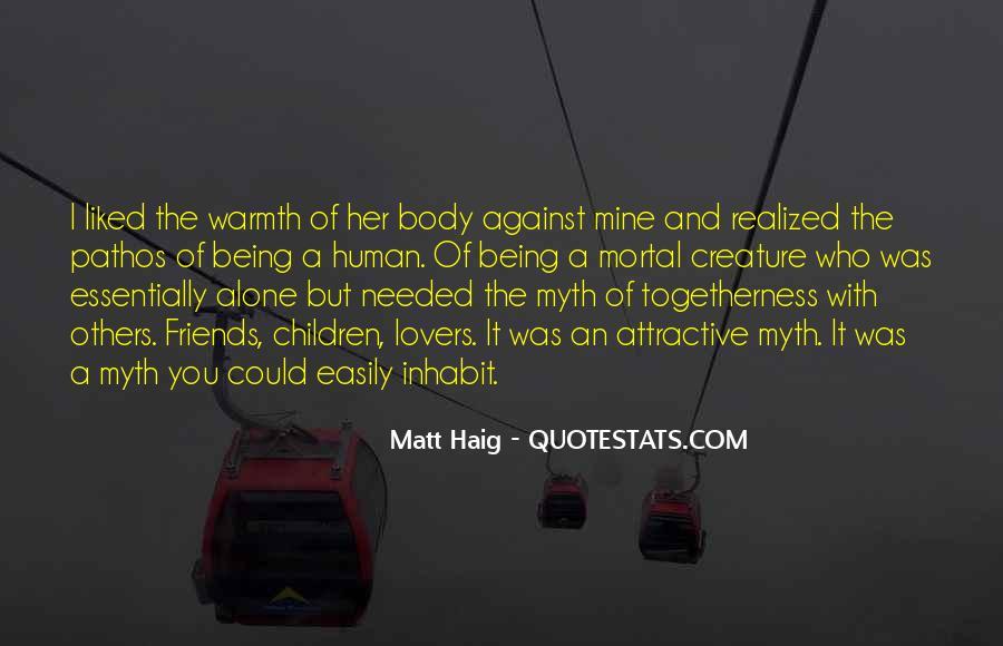 Matt Haig Quotes #334779