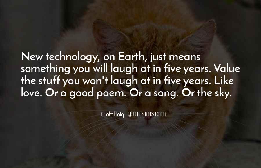 Matt Haig Quotes #356298