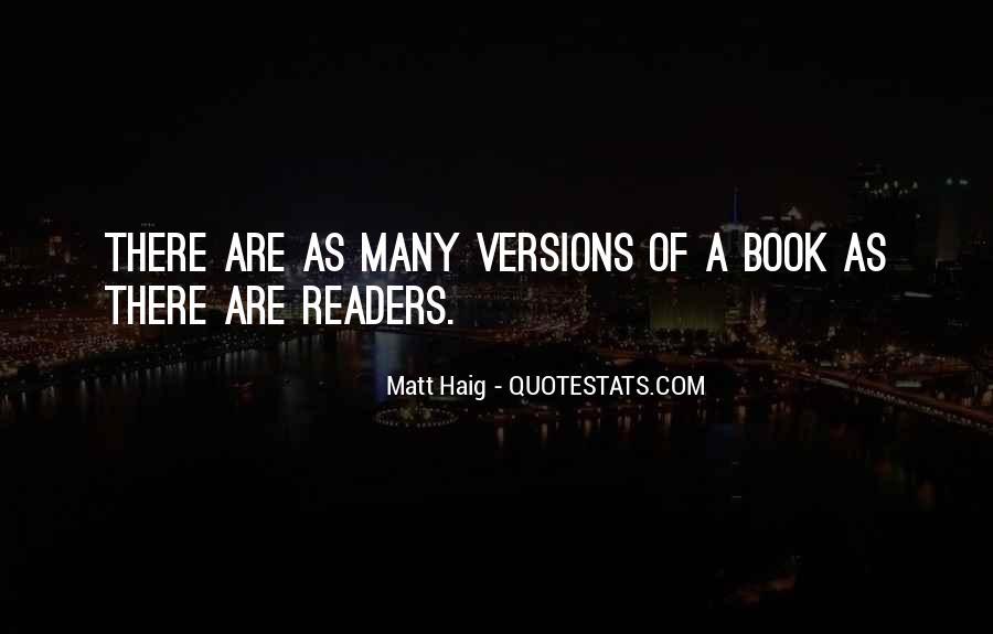 Matt Haig Quotes #36604
