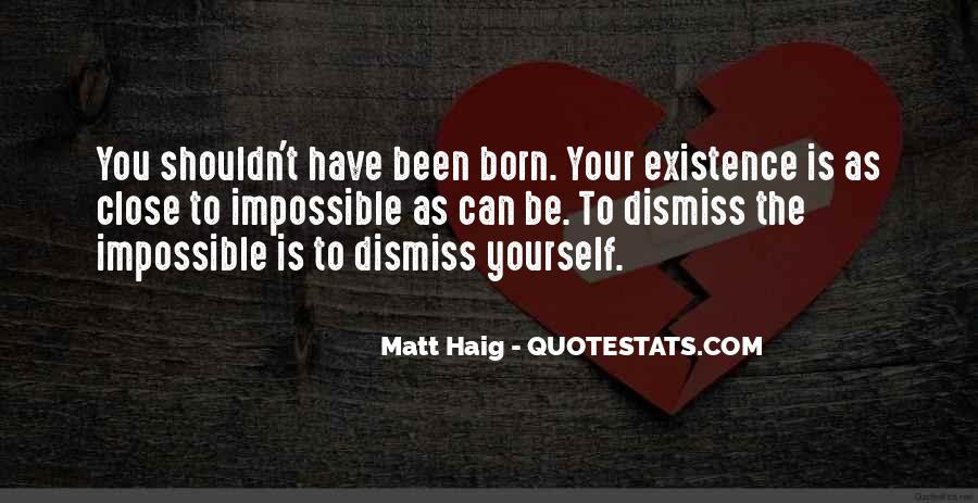 Matt Haig Quotes #372562