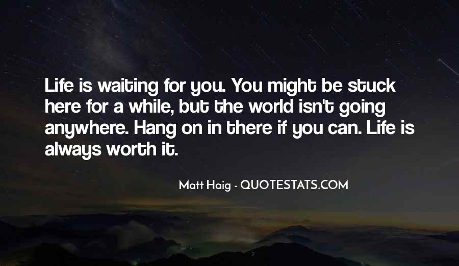 Matt Haig Quotes #461998