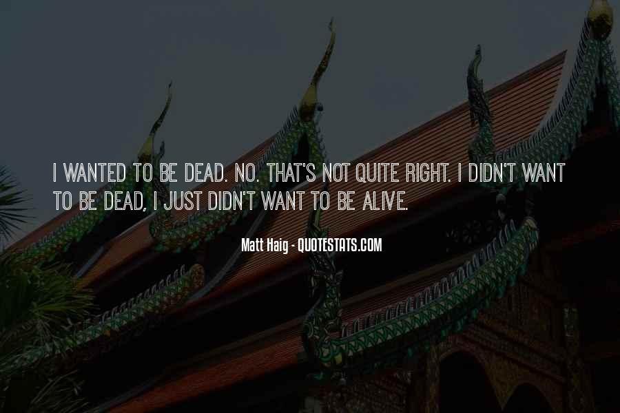 Matt Haig Quotes #483882