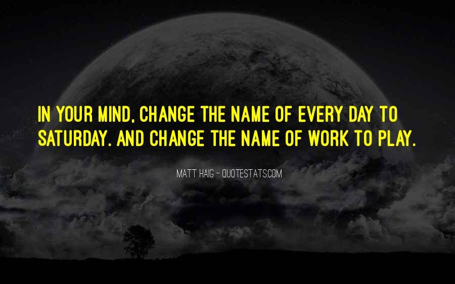 Matt Haig Quotes #526563