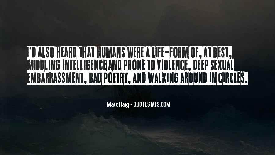 Matt Haig Quotes #539396