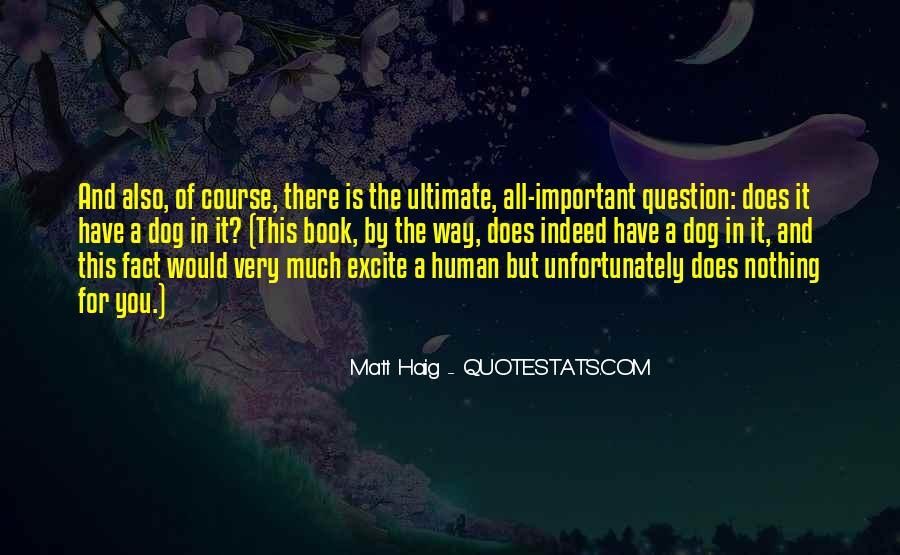 Matt Haig Quotes #563163