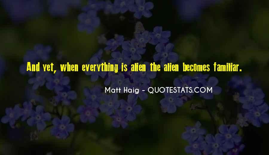 Matt Haig Quotes #715143
