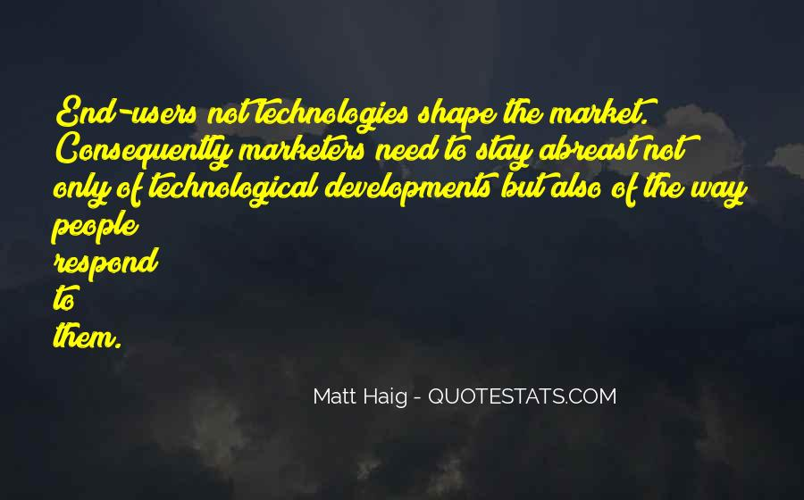 Matt Haig Quotes #790585