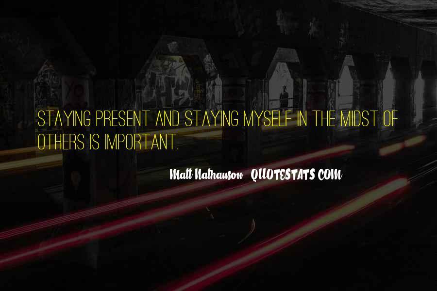 Matt Nathanson Quotes #1405921