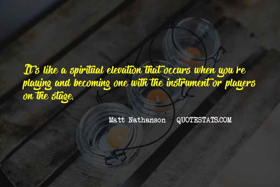 Matt Nathanson Quotes #1545603
