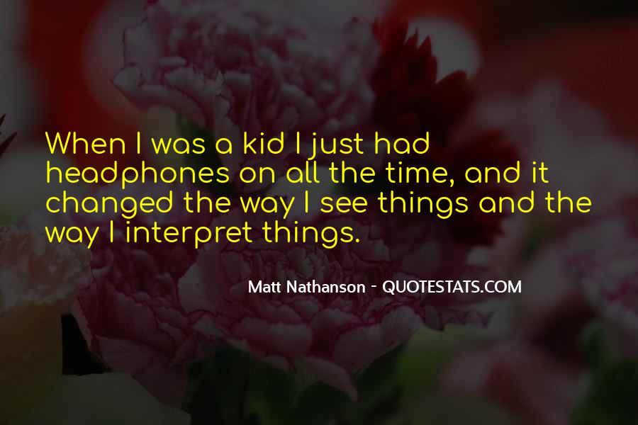 Matt Nathanson Quotes #1568919
