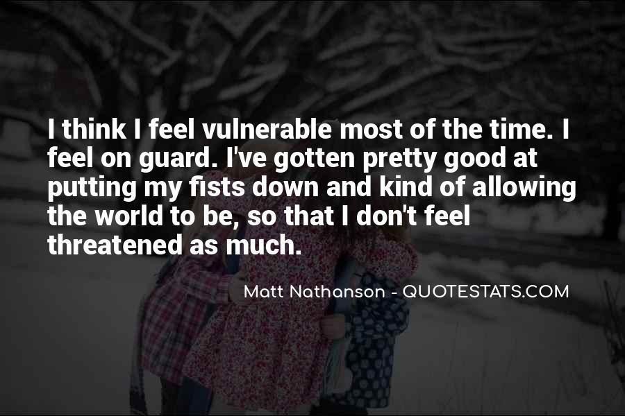 Matt Nathanson Quotes #1845148