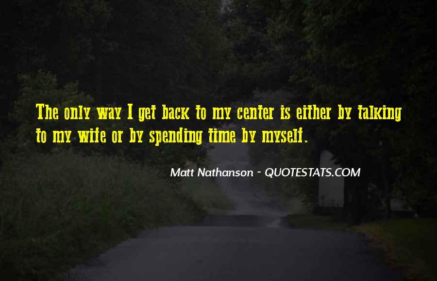 Matt Nathanson Quotes #275623